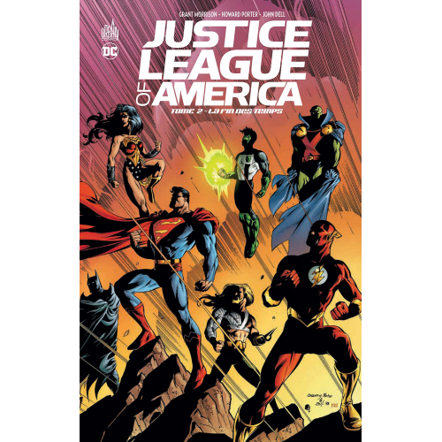 Justice League of America Tome 2 (VF)