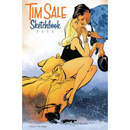 Tim Sale Sketchbook 2018 (VO)