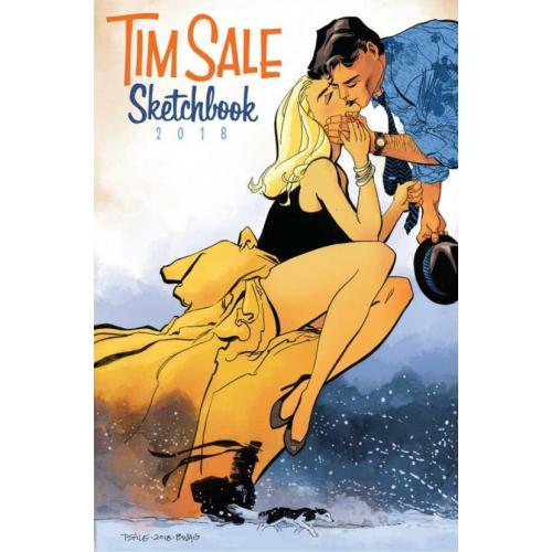 Tim Sale Sketchbook 2018 (VO)