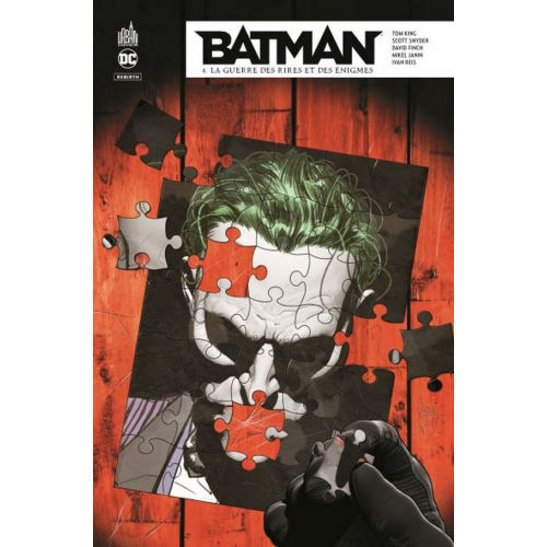 Batman Rebirth Tome 4 (VF)