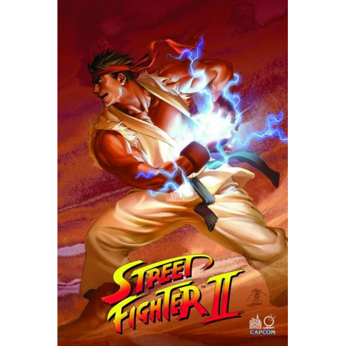 Street Fighter II Tome 1 (VF)