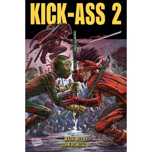 Kick Ass 2 Intégrale Deluxe (VF)