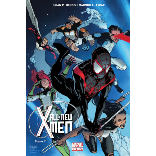 All New X-Men Tome 7 (VF)