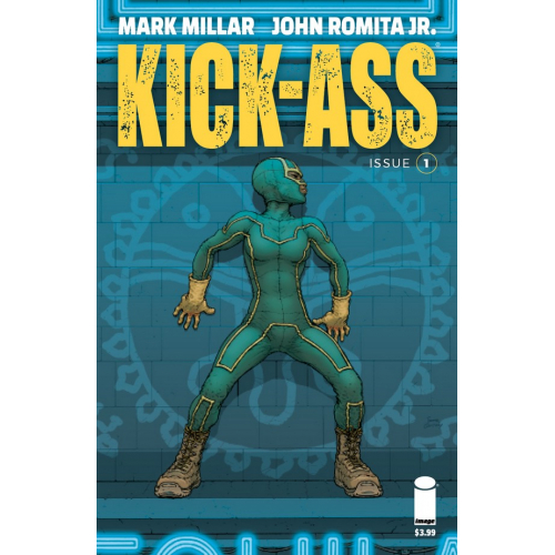 KICK-ASS 1 Quitely Variant (VO)