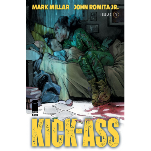 KICK-ASS 1 Coipel Variant (VO)