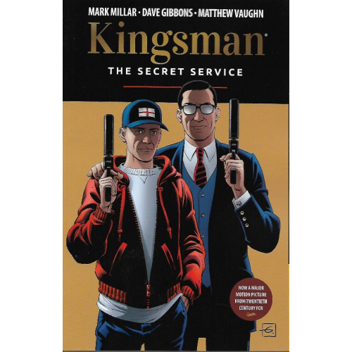 Kingsman the secret service (VO)