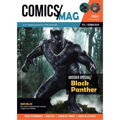 Gratuit Comics Mag n°2 offert (VF)