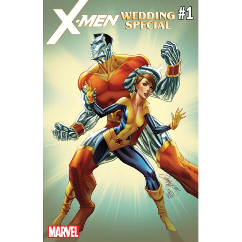 X-Men Wedding Special l 1 (VO)