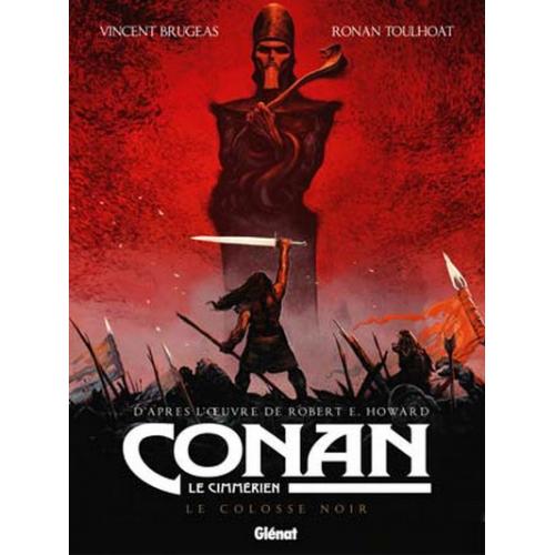 Conan le cimérien : le colosse noir (VF)