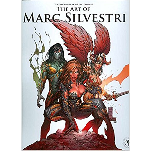 ART OF MARC SILVESTRI SC (VO)