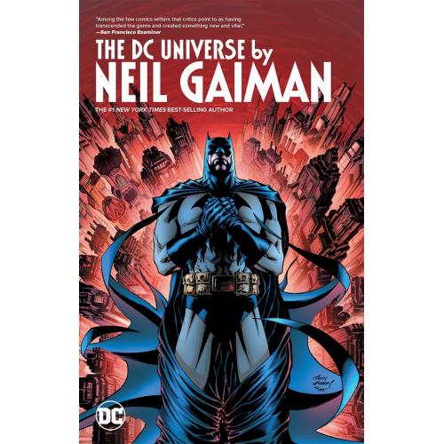 DC UNIVERSE BY NEIL GAIMAN TP (VO)