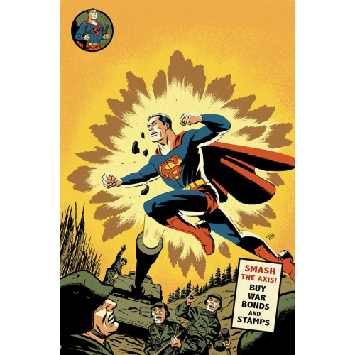 Action Comics 1000 Michael Cho 1940s Variant (VO)