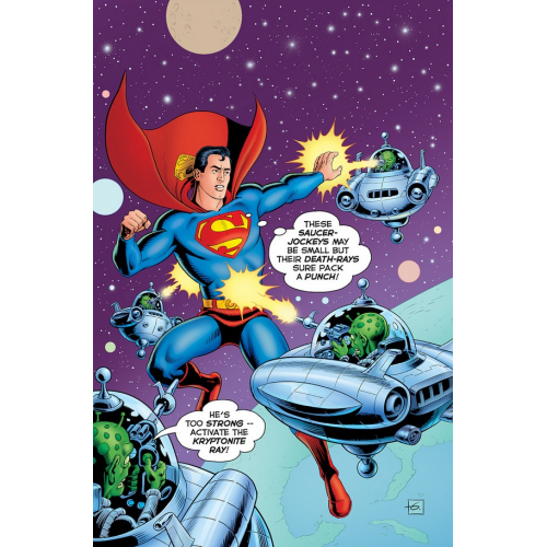 Action Comics 1000 Dave Gibbons 1950s Variant (VO)