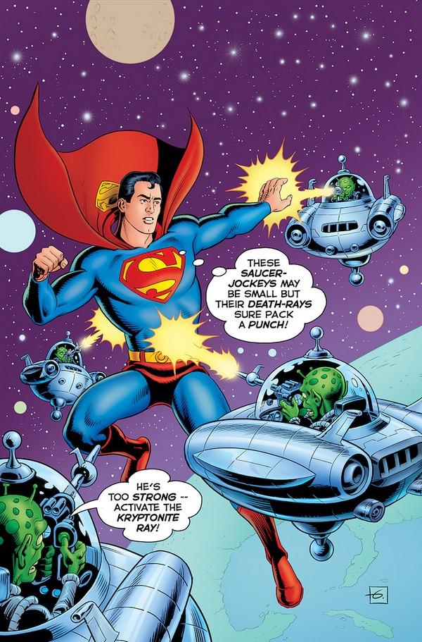 Action Comics 1000 Michael Cho 1940s Variant (VO)