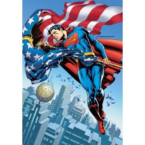 Action Comics 1000 Jim Steranko 1970s Variant (VO)