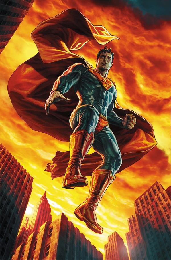 Action Comics 1000 Dan Jurgens 1990s Variant (VO)