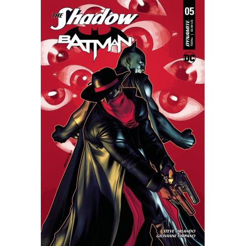 THE SHADOW/BATMAN 5 (VO)