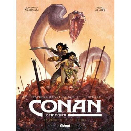 Conan le cimérien : la reine de la côte noire (VF)