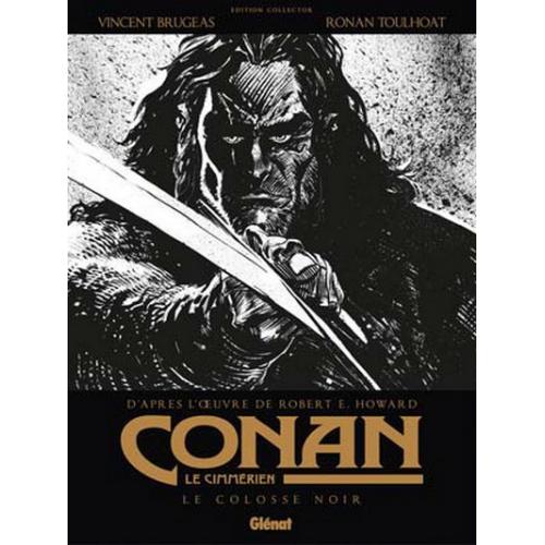 Conan le cimérien : le colosse noir Édition Spéciale Noir et Blanc (VF)