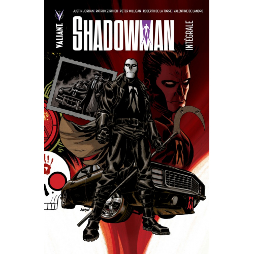 Shadowman Intégrale Édition Collector Original Comics 100 ex. (VF)