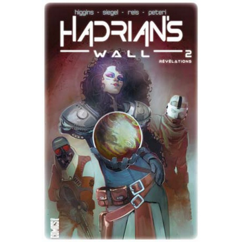 Hadrian's Wall Tome 2 (VF)