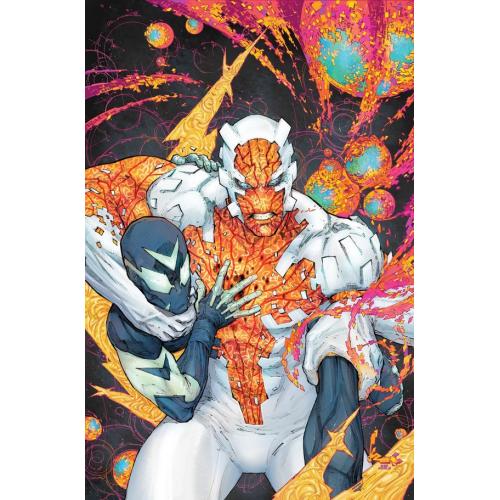 SIDEWAYS 4 (VO) KENNETH ROCAFORT - (NEW AGE OF DC HEROES)