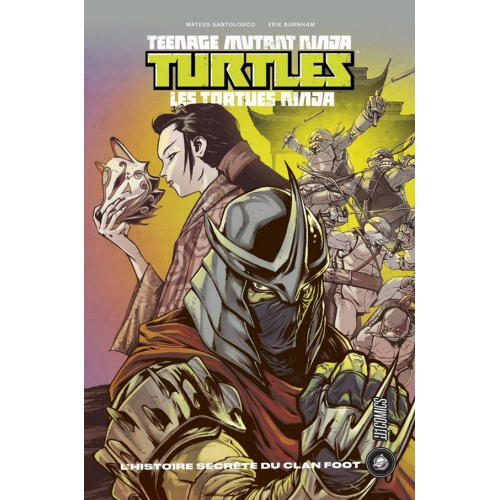 Teenage Mutant Ninja Turtles - L'Histoire secrète du Clan Foot (VF)