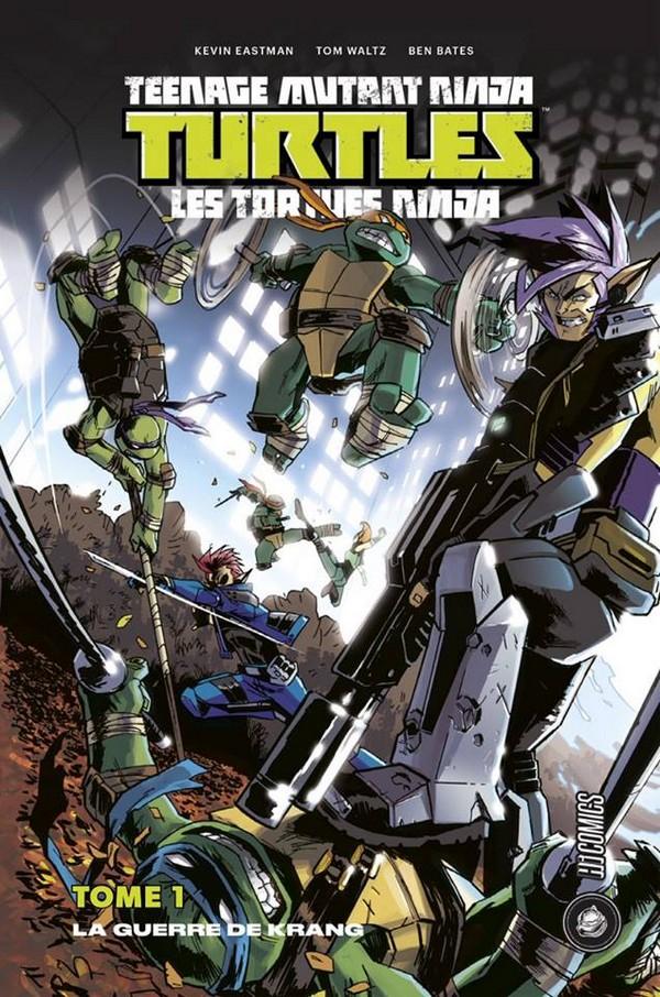 Teenage Mutant Ninja Turtles Tome 1 - La Guerre de Krang (VF)