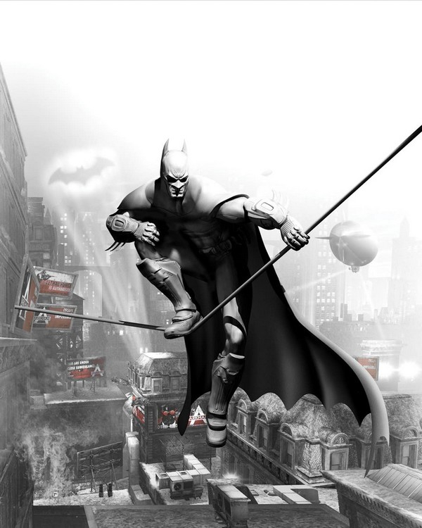 BATMAN: THE ARKHAM SAGA OMNIBUS HC (VO)