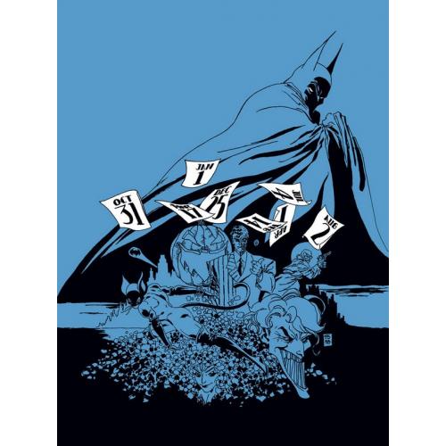 BATMAN BY JEPH LOEB AND TIM SALE OMNIBUS HC (VO)