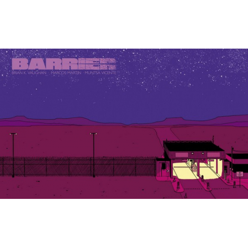 Barrier 1 (of 5) Collector's edition (VO)