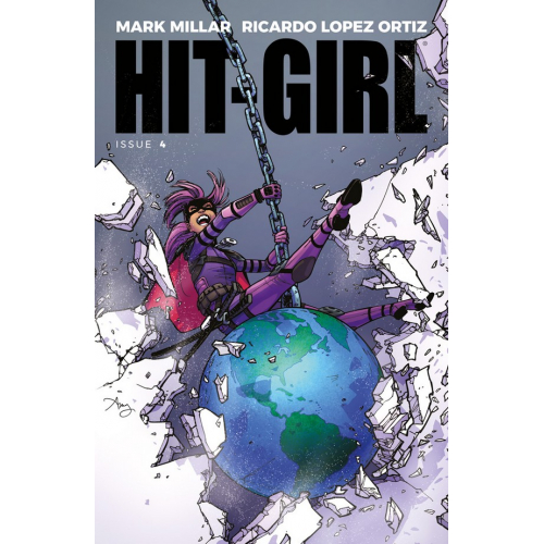 HIT-GIRL 4 (VO)