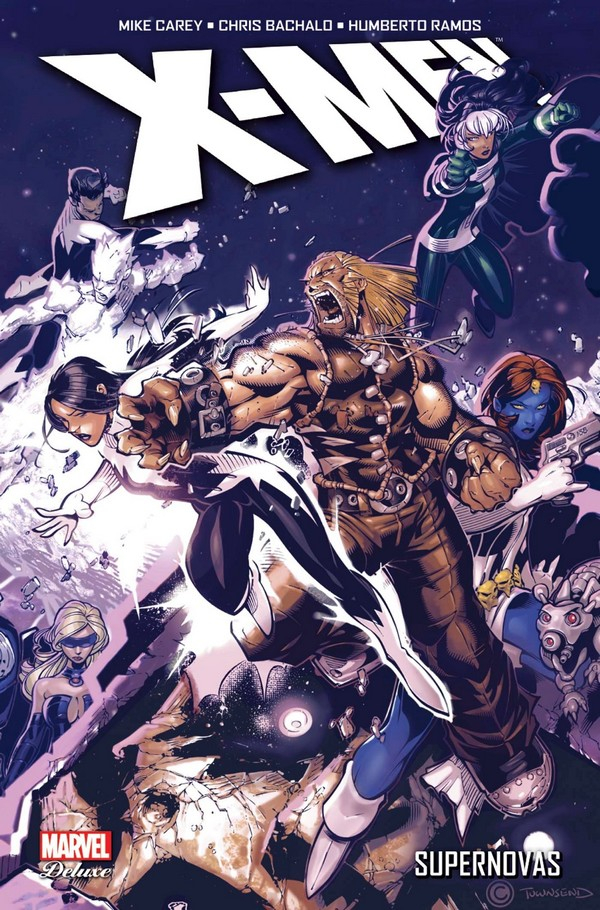 X-Men : Supernovas (VF)