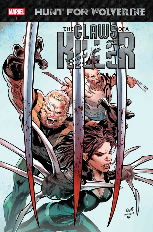 HUNT FOR WOLVERINE CLAWS OF KILLER 1 (VO)