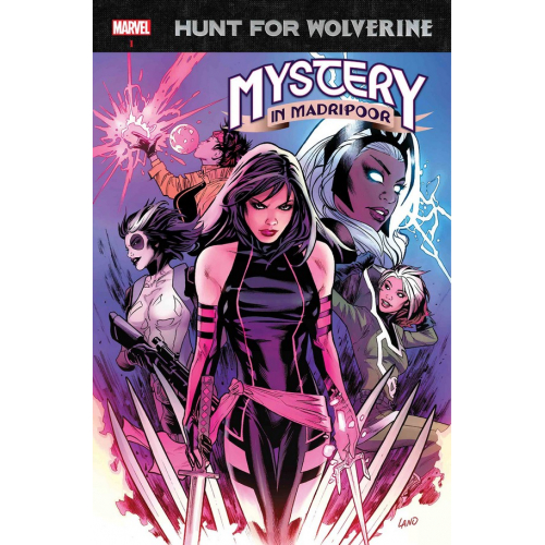 HUNT FOR WOLVERINE MYSTERY in MADRIPOOR 1 (VO)