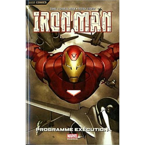Iron Man - Programme exécution (VF)