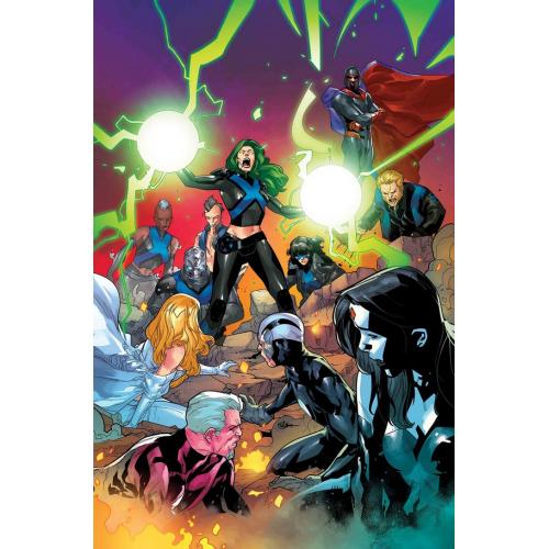 X-Men Blue 27 (VO)