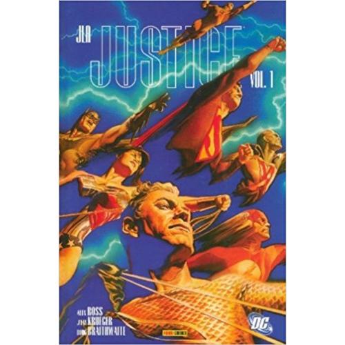 JLA : Justice, Tome 1 (VF)