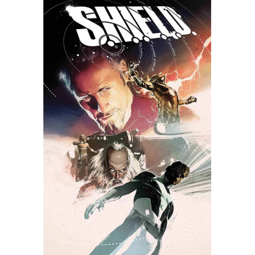 SHIELD by Hickman & Weaver 5 (VO)