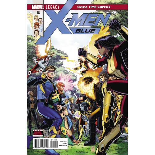X-Men Blue 18 (VO)