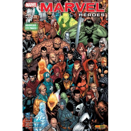 Marvel Heroes n°1 (VF)