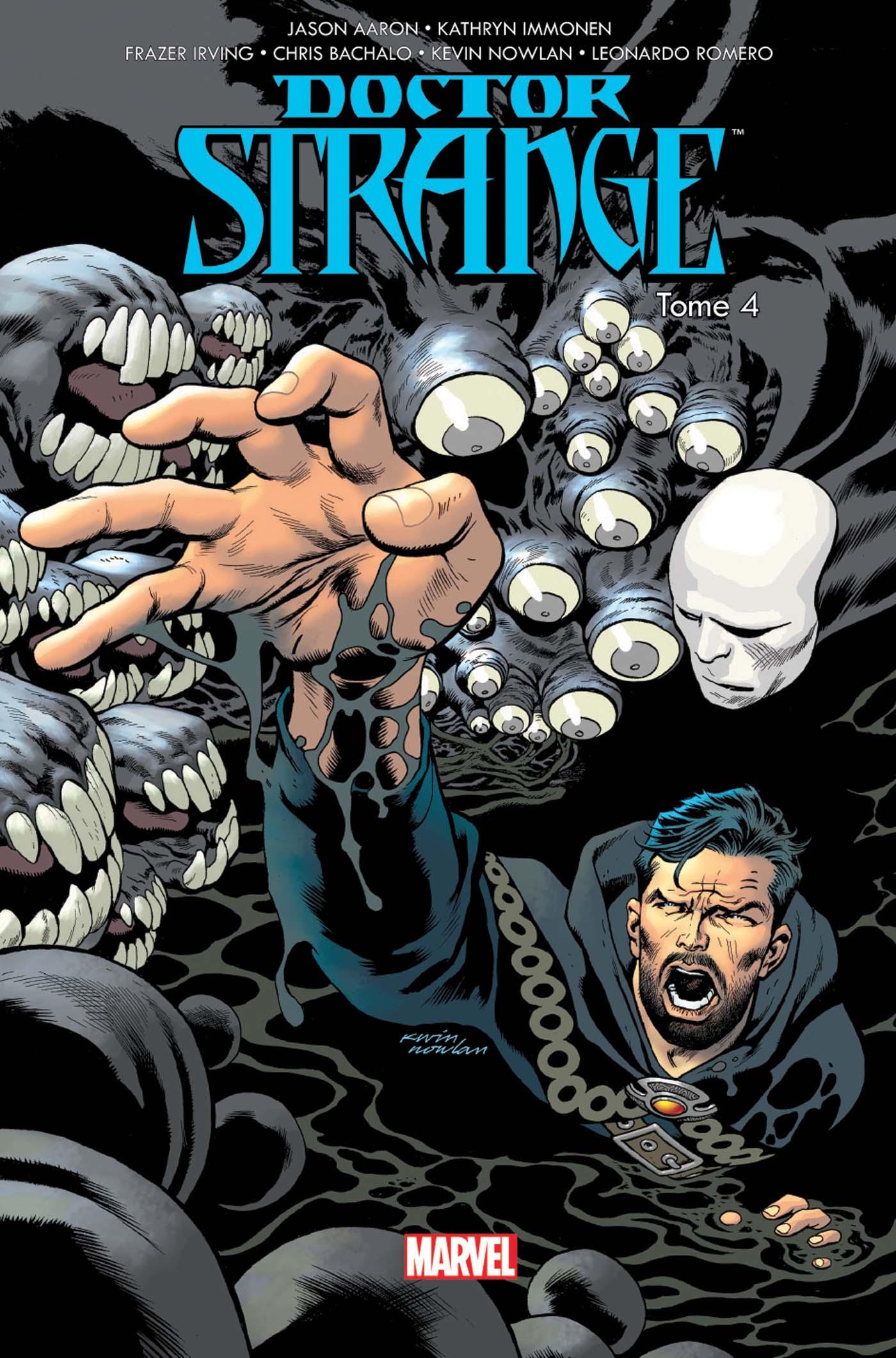 Doctor Strange Tome 4 (VF)