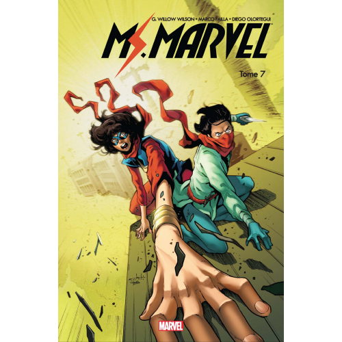 Ms Marvel Tome 7 (VF)