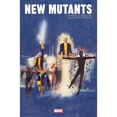 New Mutants - Les Nouveaux Mutants par Claremont et Sienkiewicz (VF)