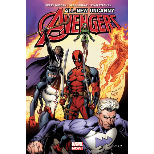 All-New Uncanny Avengers Tome 2 (VF)