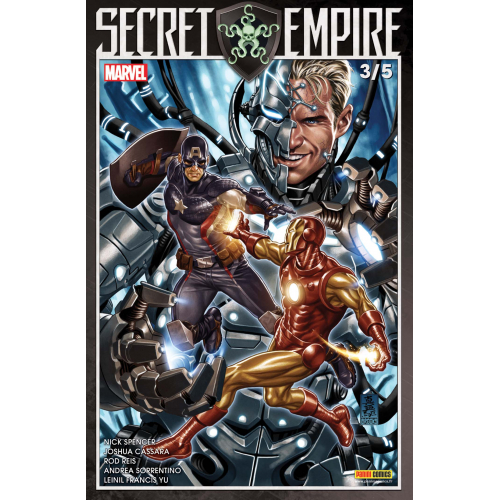 Secret Empire n°3 (VF)