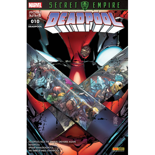 Deadpool nº10 (VF)