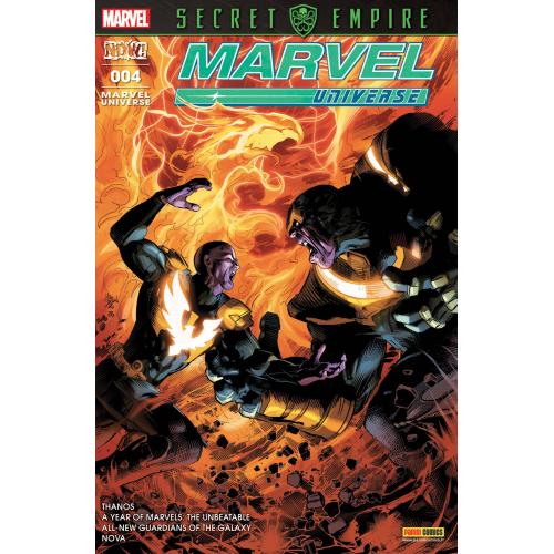 Marvel Universe n°4 (VF)