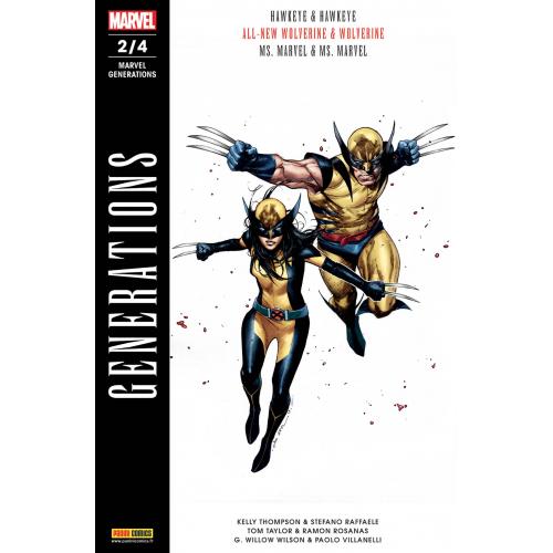 Marvel Generations n°2 (VF)