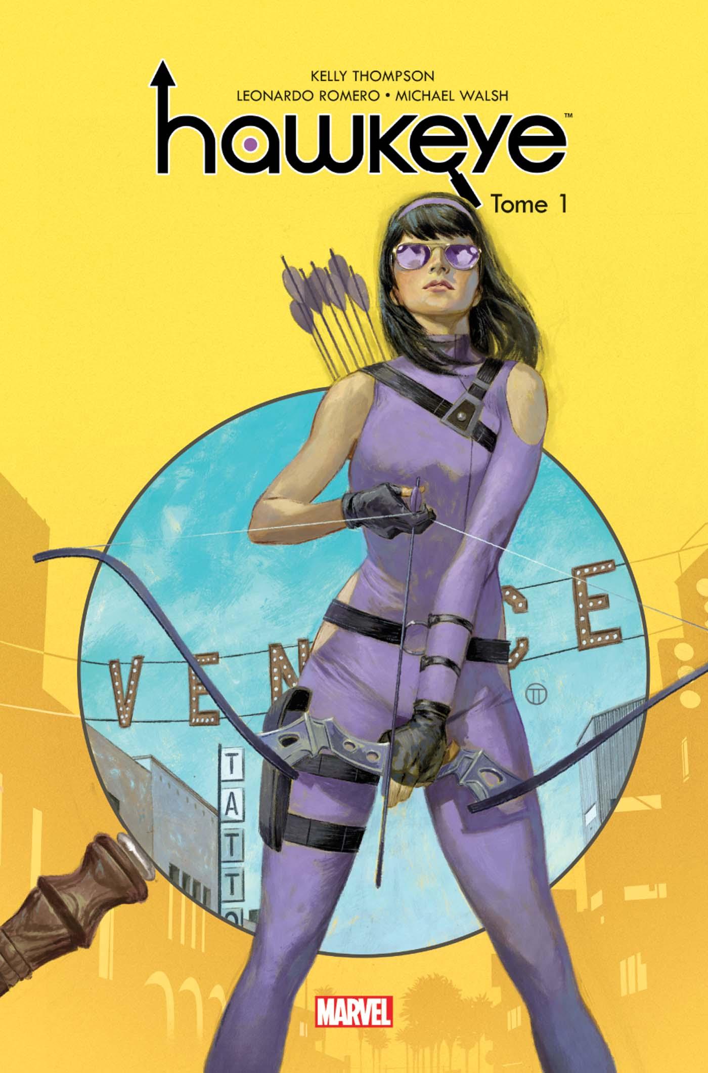 Hawkeye Tome 1 (VF)